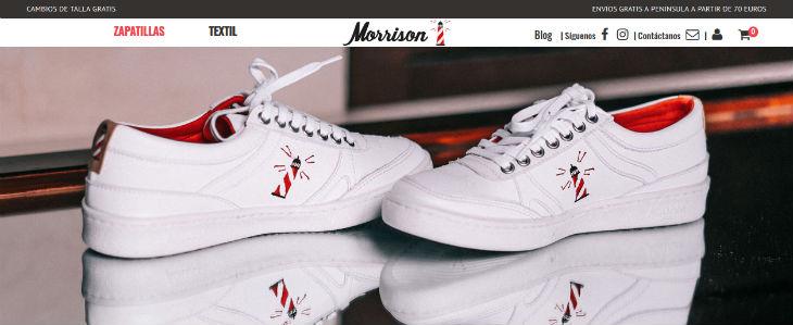 Morrison, un éxito en crowdfunding y en negocio