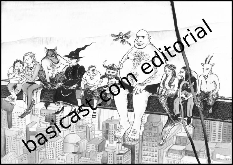 Basicast Editorial arranca con las Criaturas Fantásticas