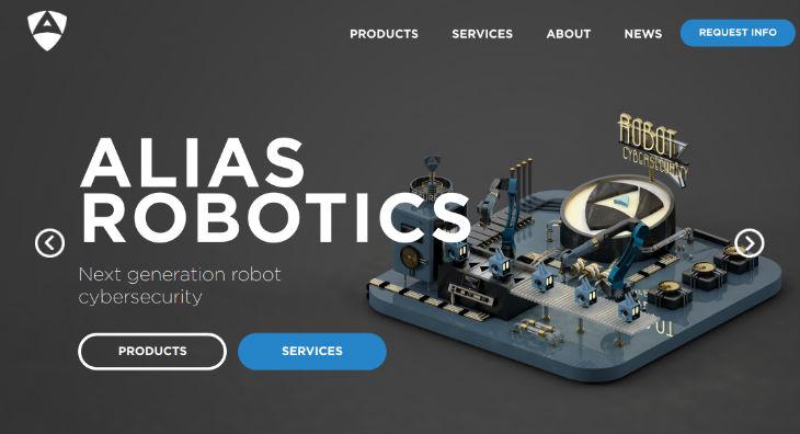 Alias Robotics cierra una ronda de 750.000 euros