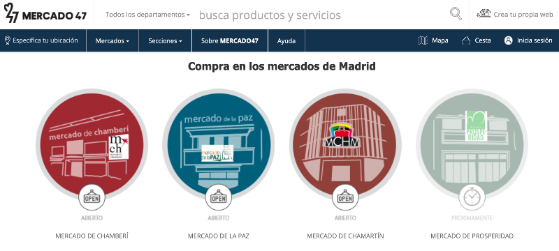 Mercado47 y el fomento del mercado local