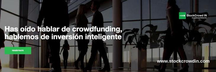 StockCrowd IN y su crecimiento en la financiación participativa