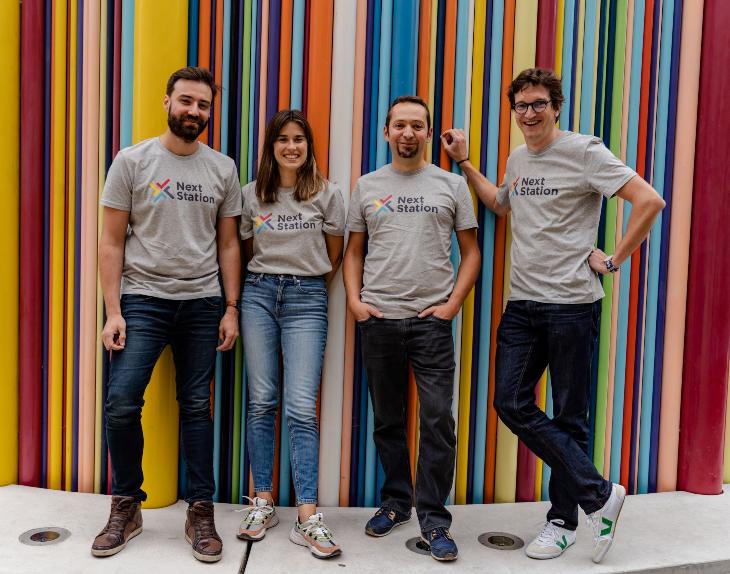 1 millón de euros invertidos en la startup Next Station que ayuda a la gente a encontrar trabajo en el extranjero
