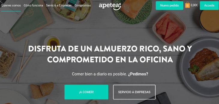 ApetEat cierra una ronda de financiación de 1 millón de euros