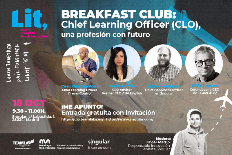 Nace una nueva profesión: el Chief Learning Officer