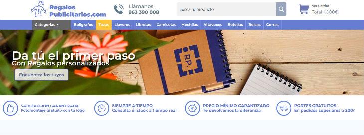 Entrevista a Regalospublicitarios .com: del offline al online