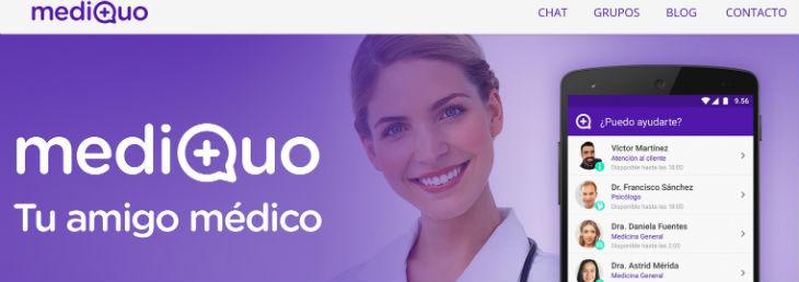 mediQuo cierra una ronda de inversión de 2 millones de euros