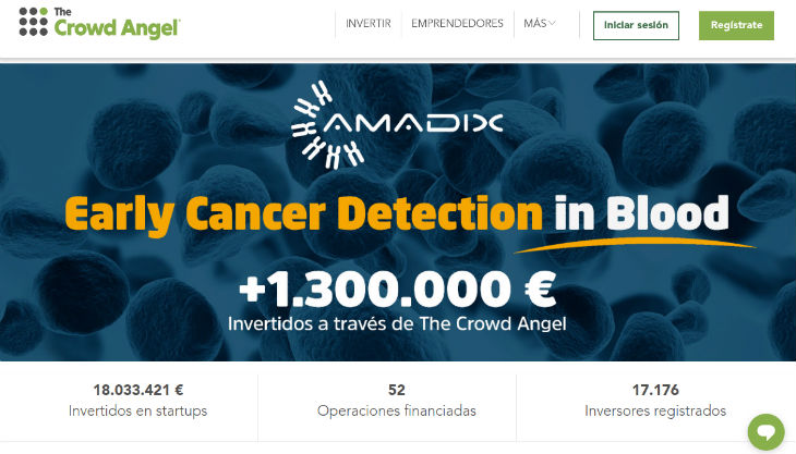 The Crowd Angel cierra una ronda de 1,3 millones de euros para seguir invirtiendo en startups