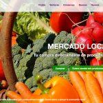 Mercado Local: una plataforma web creada para facilitar la compra-venta de productos locales de proximidad y Km 0.